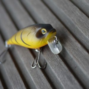 "PowerCatcher Plus Crank ""Yellow Perch"""