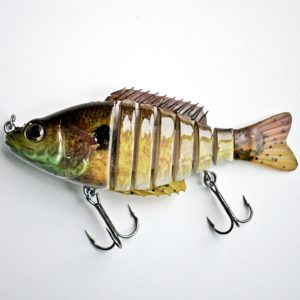 Swimbait Wobbler