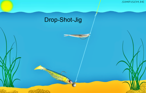 Drop-Shot-Jig